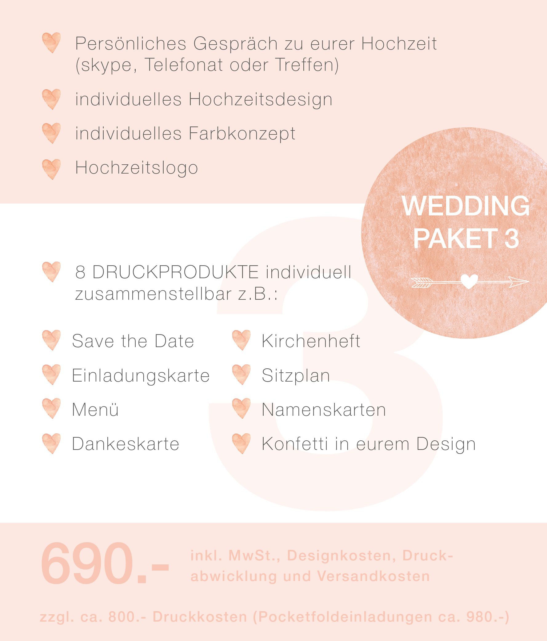 confettiandcream wedding paket 3