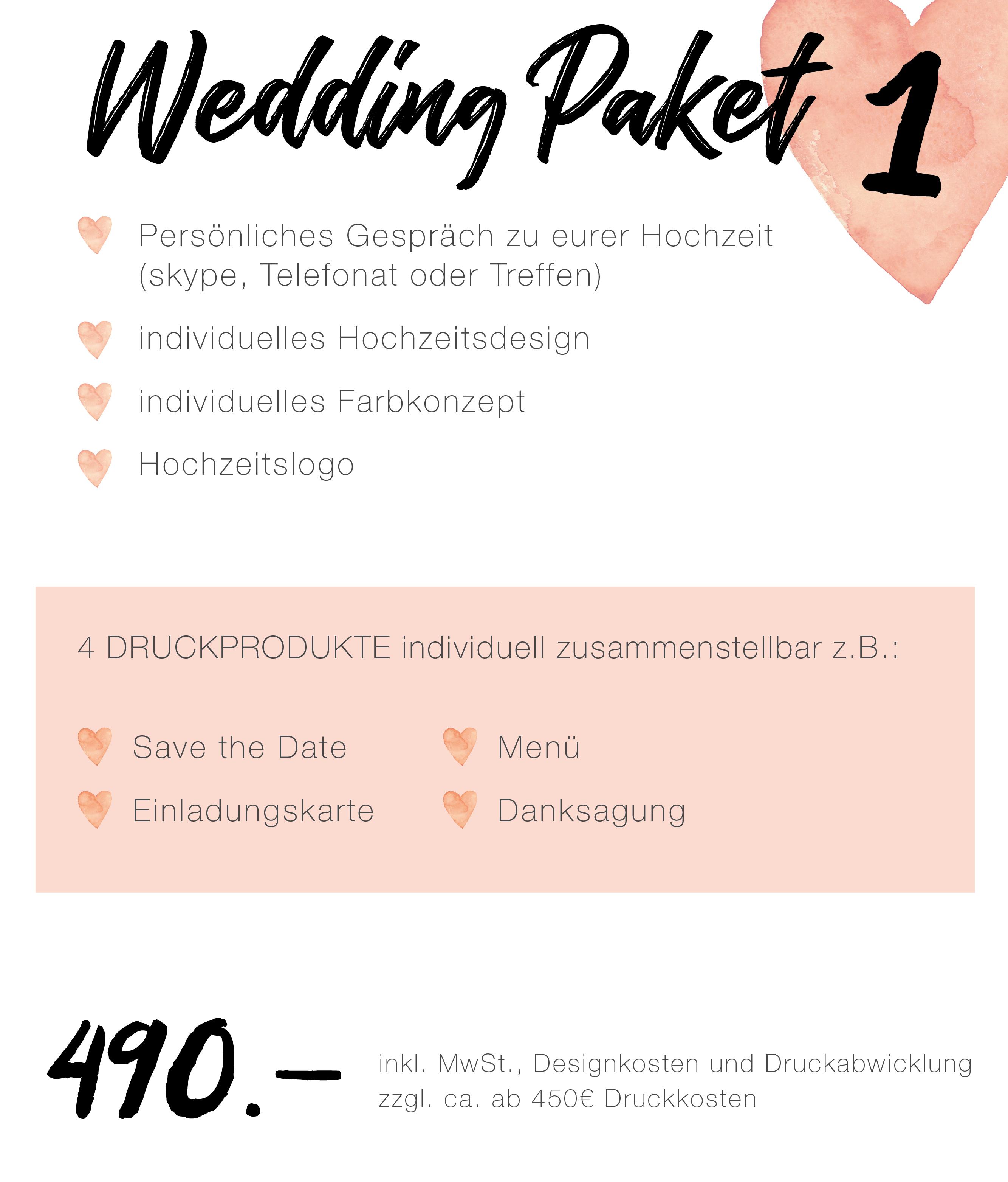 confettiandcream wedding paket 1