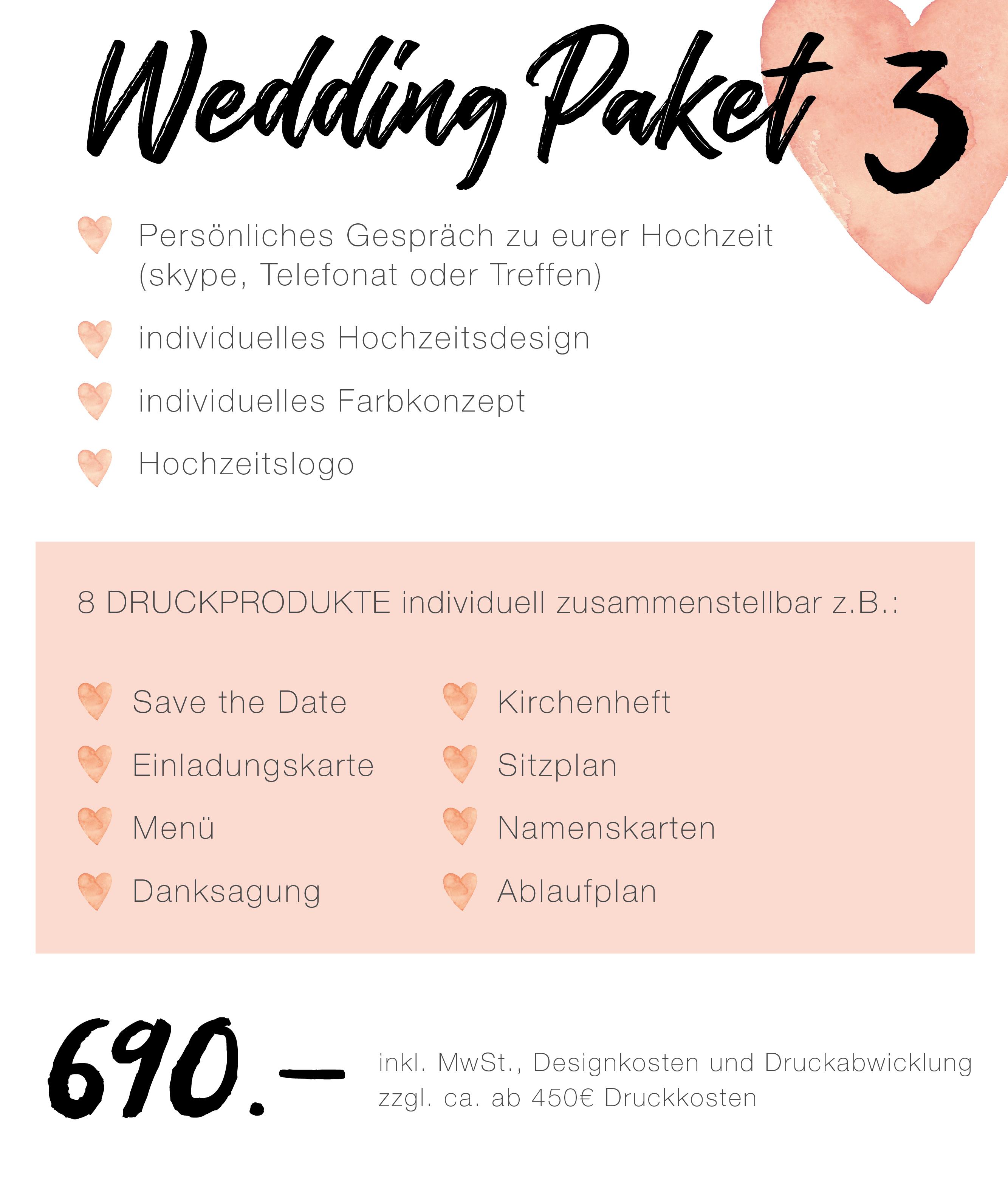 confettiandcream wedding paket 3